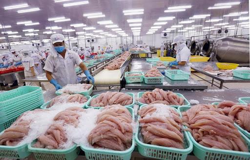 xuất khẩu nông sản - thủy sản
