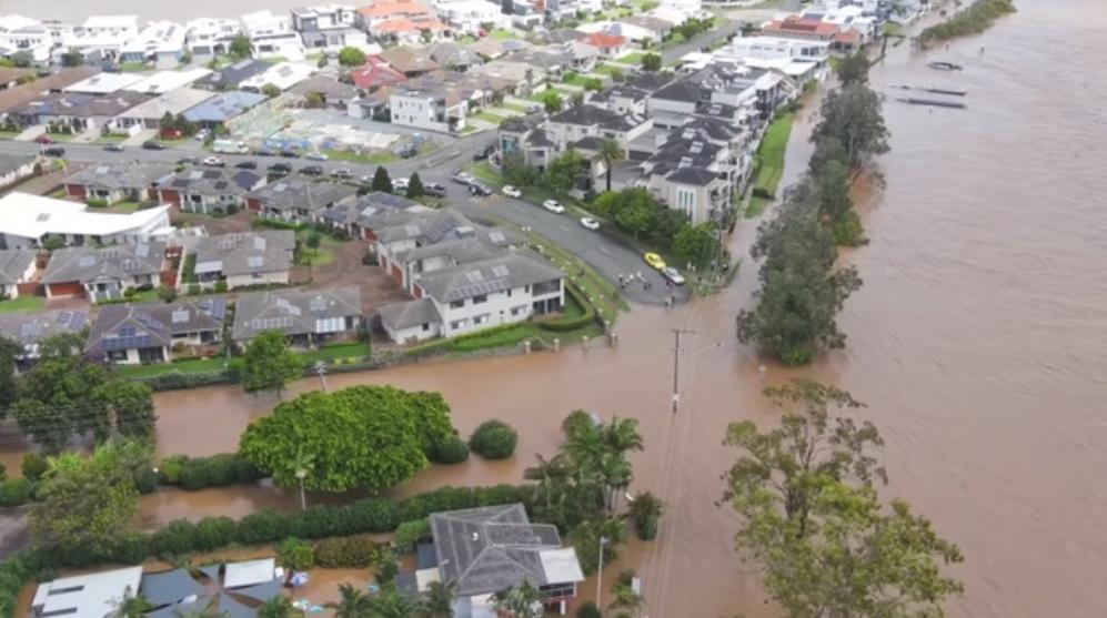 Thiên tai '100 năm xảy ra một lần': Sydney oằn mình dưới mưa lũ lịch sử