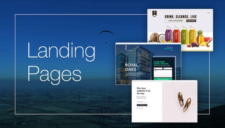 vai trò của landing page