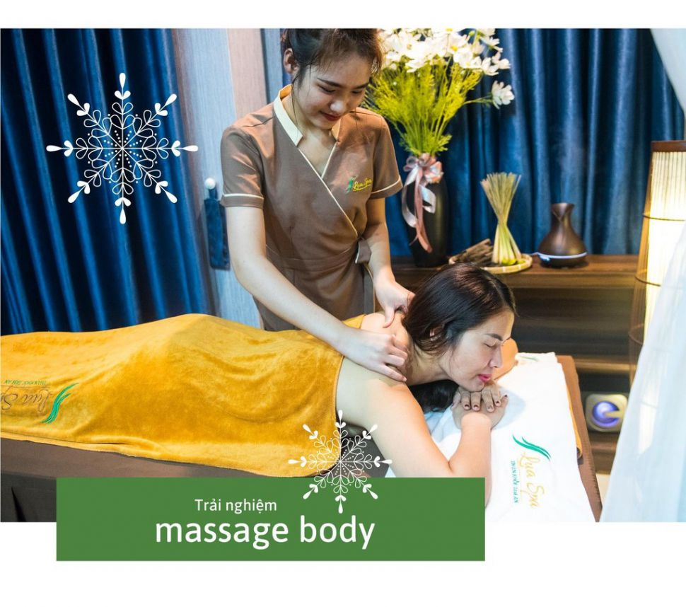 Massage điều trị đau vai gáy tại nhà ở quận 1