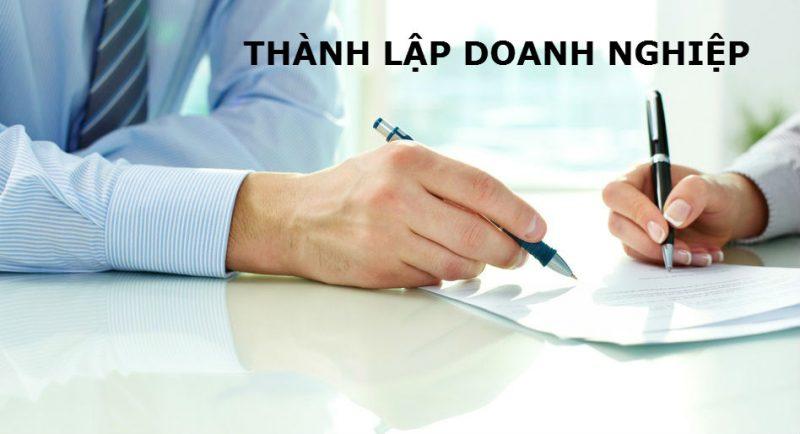 dịch vụ thành lập doanh nghiệp tại TP.HCM